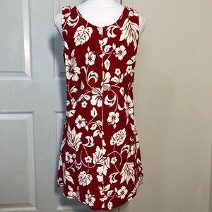 TJ Hawaiian Dresses - TJ Hawaiian Dress - Hibiscus Flower Made in Hawaii